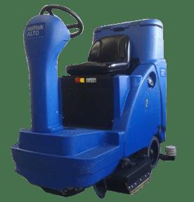Wspaniały Szorowarki, maszyny do czyszczenia podłóg, używane, Karcher, Hako WT02